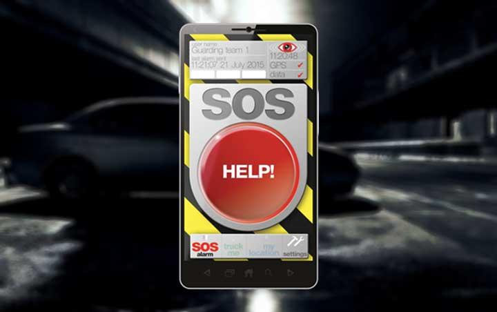 SOS-app