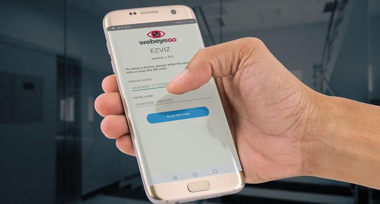 WebeyeGO App